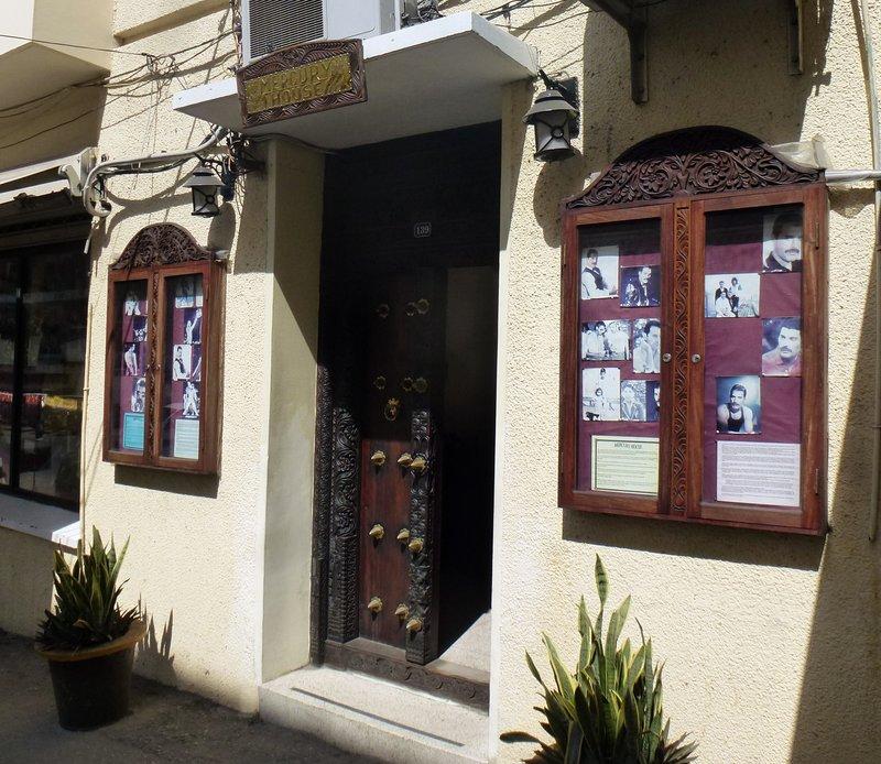 Freddie Mercury's House