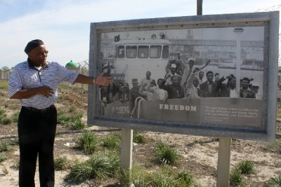 Robben Island Guide