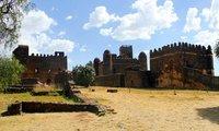 Fasil Ghebi Castle Enclosure