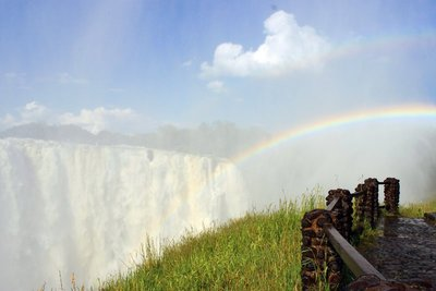 The Zambian Vic Falls