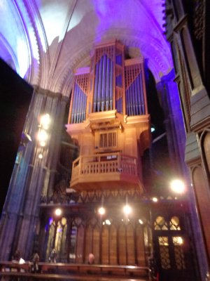 Christchurch organ