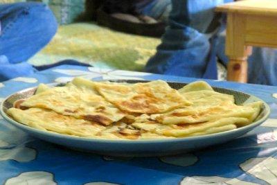 Crepes - very popular, very delicious