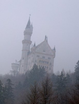 Neuschwanstein Castle...Walt Disney's inspiration