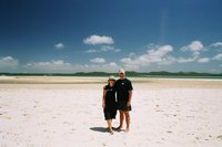 Honeymoon - Stradbroke Island