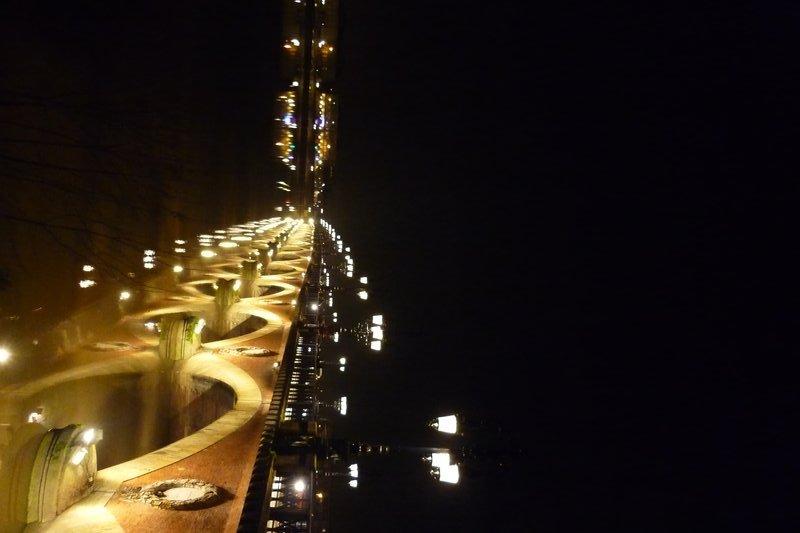Night cityview