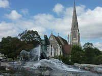 200px-Gefion_Fountain_and_the_English_Church,_Copenhagen