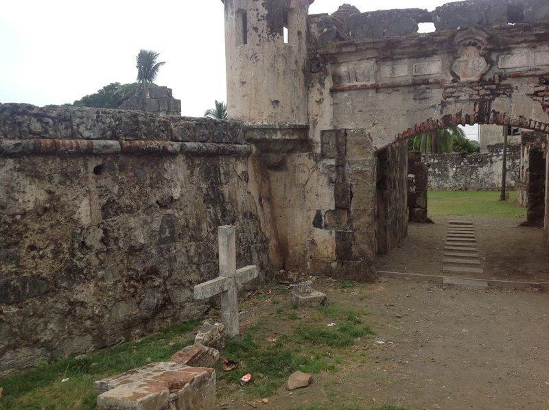 Portobello -The entrance to the fort