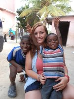 Orphanage in Ghana