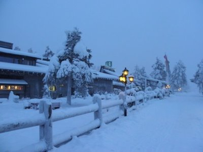 Santas Village, Rovaniemi Finland