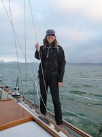 Sailing in SF Bay