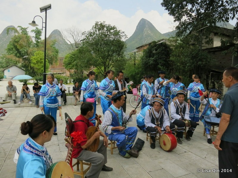 The Buxi ethnic minority