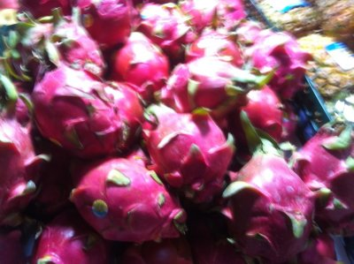 fire dragon fruit