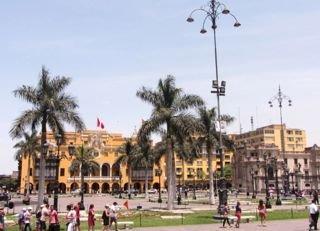 City Hall, Lima