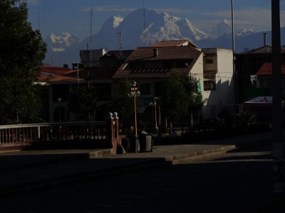 huaraz and Huascaran