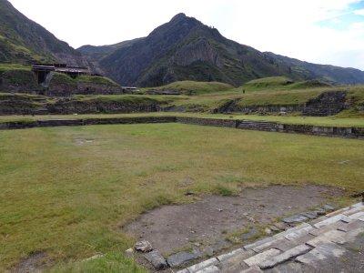 Chavín de Huántar ruins