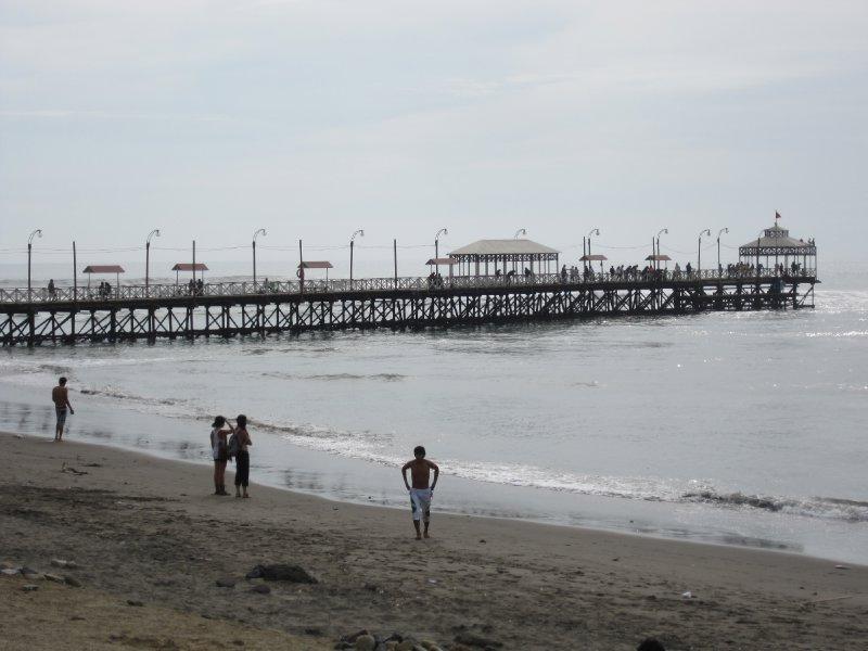 El Muelle de Huanchaco