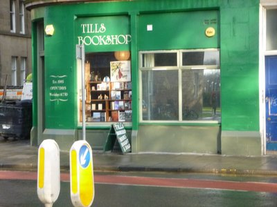 A Little Bookshop on my way to Class