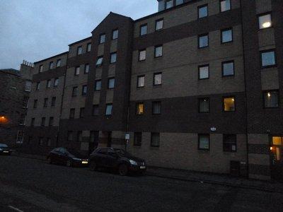 Apartment Block near my Flat