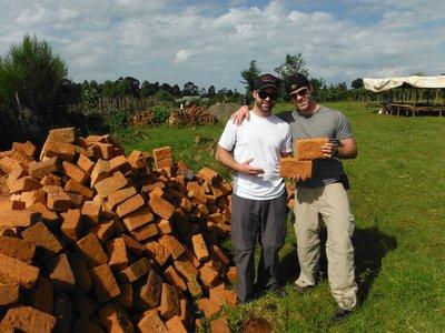 Fired-clay bricks