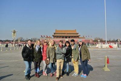 Turist gjeng