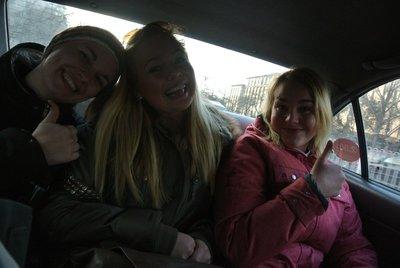 Taxi damer