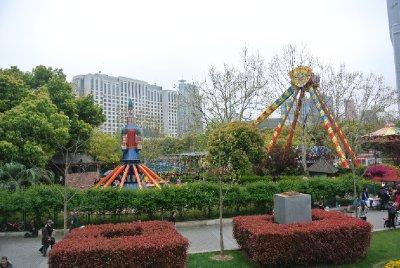Fornøyelsespark