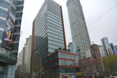 Høye bygninger