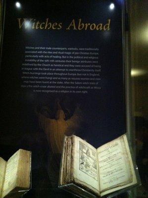 More Magical Books display