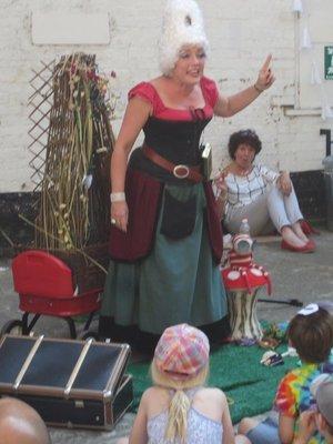 alice storyteller