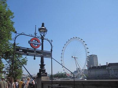 Ahhh, London