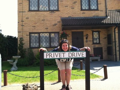 #4 Privet Drive