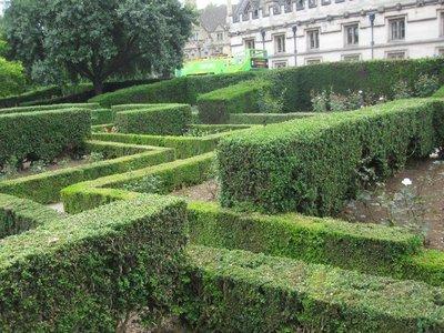 Botanical Garden Maze