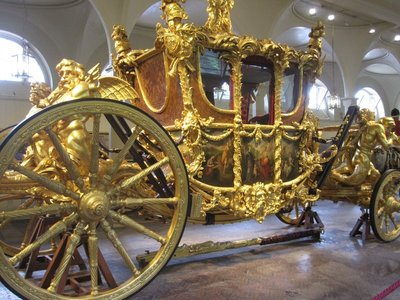 The Coronation Carriage