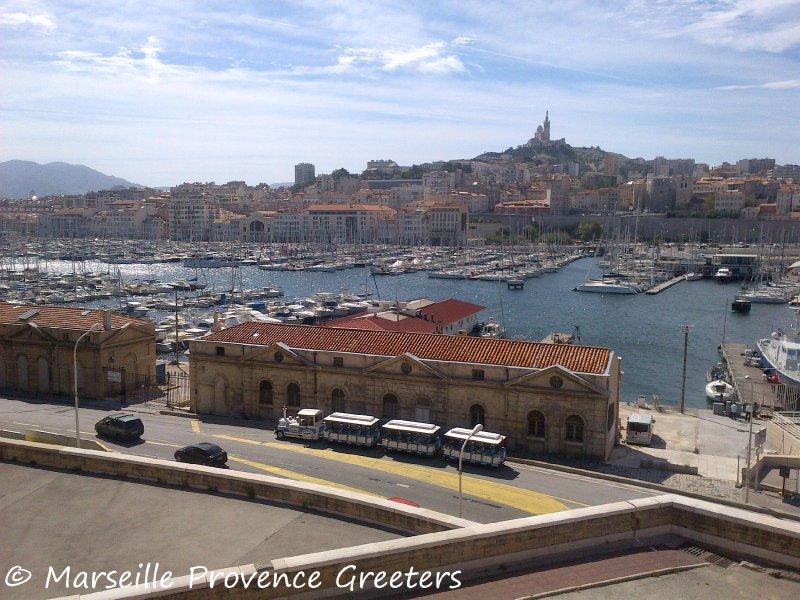 Le Vieux Port / The Old Port