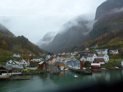 Last view of Undredal