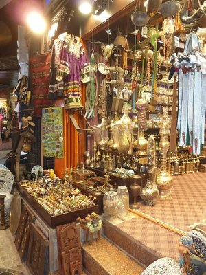 Gold, Frankincense and Myrhh on sale at Mutrah Souq