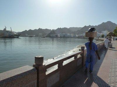 The Corniche at Mutrah