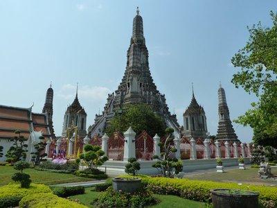 Wat Arun and Gardens