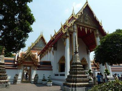 The Main Hall at Wat Pho