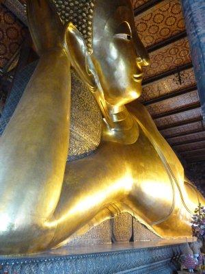 The Recling Buddha