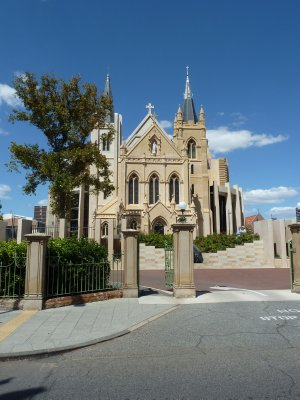 St Marys Cathedral, Perth