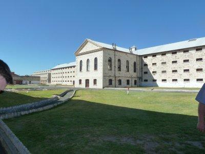 Fremantle Prison Main Block