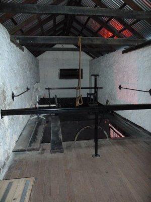 The Hanging Room at Fremantle Prison