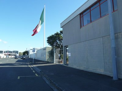 The Italian America's Cup Team are also based in Auckland