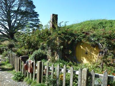 Samwise Gamgee's Hobbit Hole