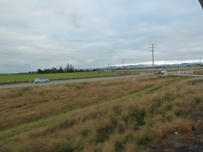 The Canterbury Plains - New Zealand's largest area of flat land