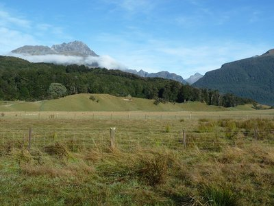 Another view looking south from Paradise near Glenorchy