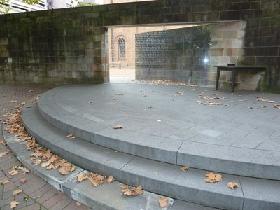 An Gorta Mor - Australia's National Memorial to the Irish Famine