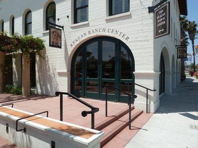 The Reagan Ranch Center in Santa Barbara