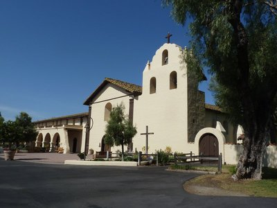 The Old Mission in Solvang